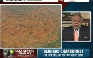 Bernard Charbonnet - Hardball MSNBC