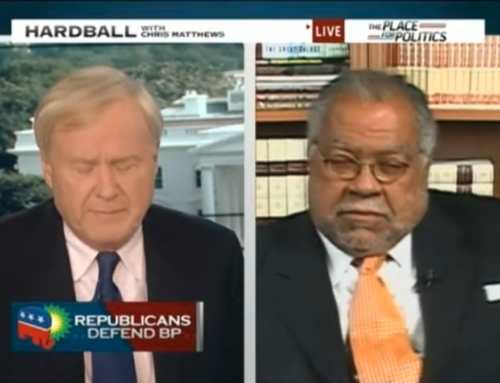 Bernard L. Charbonnet, Jr., on HardBall MSNBC – 6.17.10