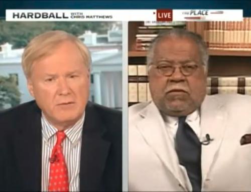 Bernard L. Charbonnet, Jr., on HardBall MSNBC – 6.2.10